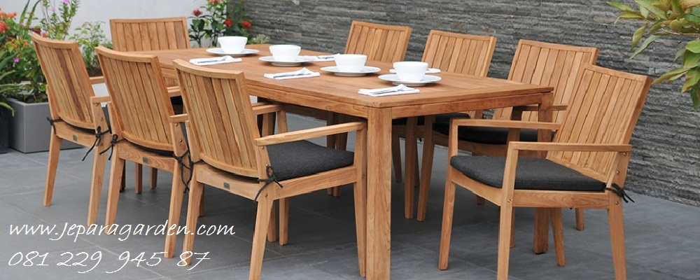 JEPARA GARDEN FURNITURE 3