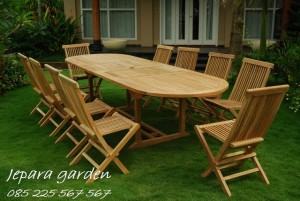 Jepara Garden Furniture