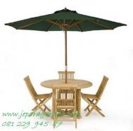 Meja Makan Payung